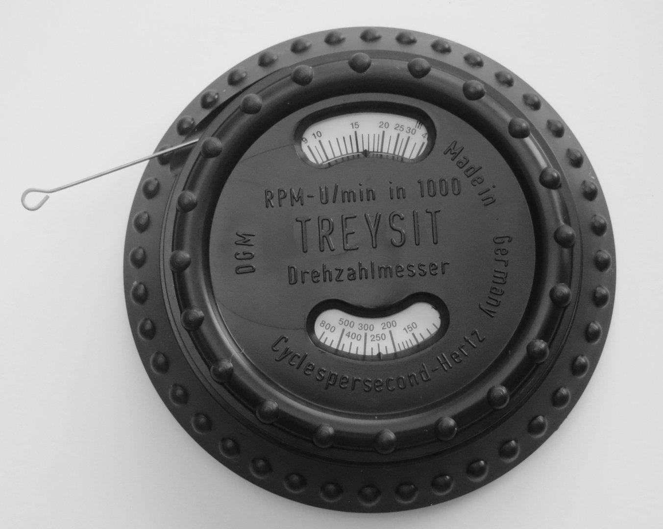 drehzahlmesser sirometer mechanisch f r benzin u. Black Bedroom Furniture Sets. Home Design Ideas